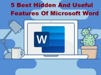 5 Best Hidden And Useful Features Of Microsoft Word