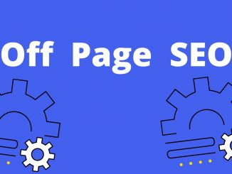 what is off page seo and how to do off page seo